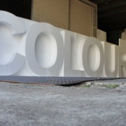 13-Meter-long-Colour-Sign-stands-2400mm-high-&-300mm-thick-2