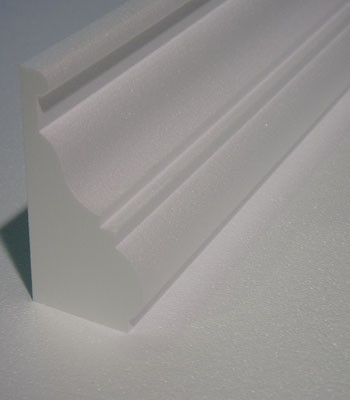 Polystyrene Skirting Board