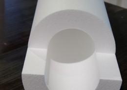 Polystyrene Pipe Insulation