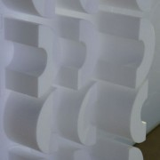 Polystyrene Sectional Pipe Insulation