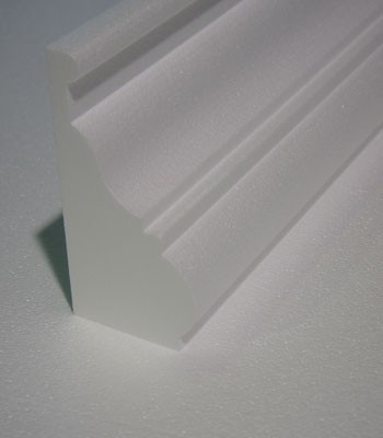 Polystyrene Skirting Board